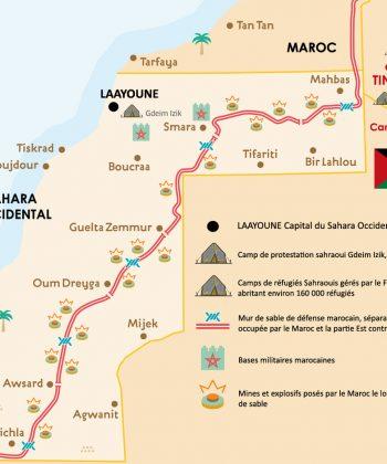 Situation du Sahara Occidental