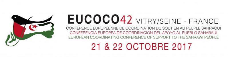 EUCOCO 42 – Paris Vitry/Seine 2017 – 21/22 octobre 2017