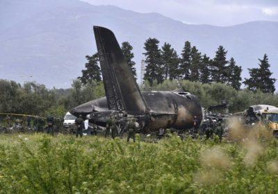 Crash d'un avion Algérien vers Tindouf