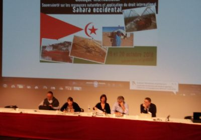 Le front Polisario dépose six plaintes contre des groupes français accusés de «crime de colonisation»