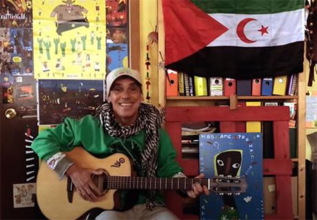 [COVID19] Pensées et soutien de Manu Chao aux Sahraouis confinés